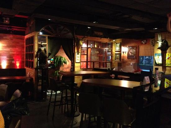 NewWallyMattLounge酒吧