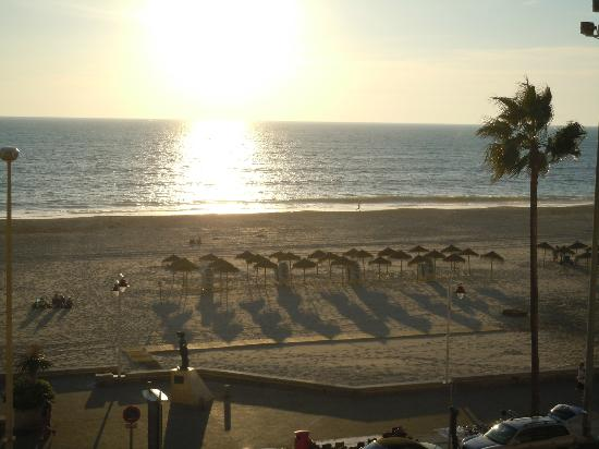 Tryp Cadiz La Caleta: View from room