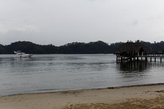 Gaya Island Resort: Landing Jetty