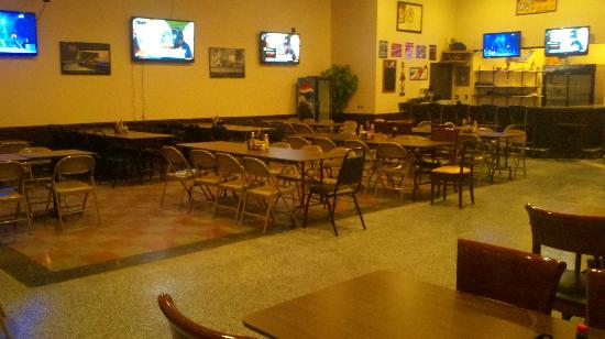 Mirage Sports Grill: Banquet Room