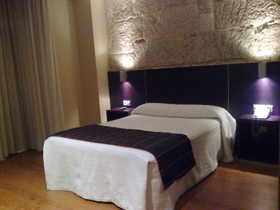 Hotel Junquera: Quarto