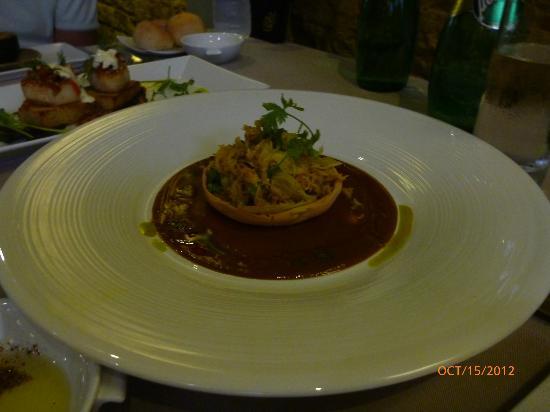 Pots 'n Pans: Crab Tarte