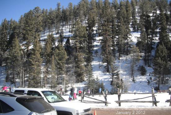 Red River Ski & Summer Area: Red River NM