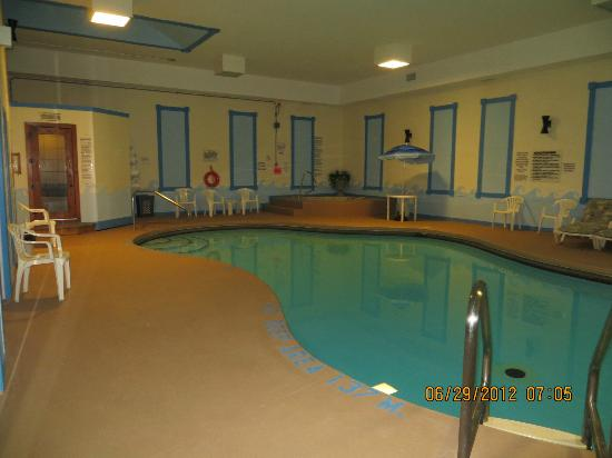 Colonial Resort & Spa: Indoor pool