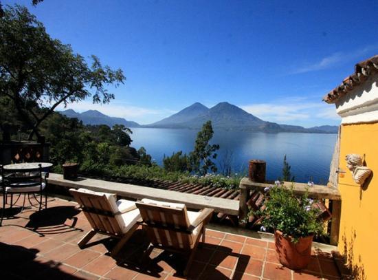 Casa Palopo: Casa Palopó Atitlán Lake Lago Lac
