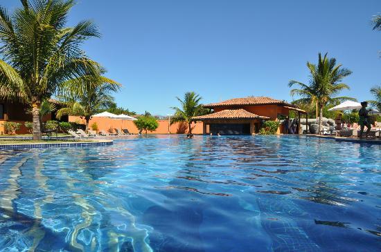 Ferradura Resort: Foto da piscina principal