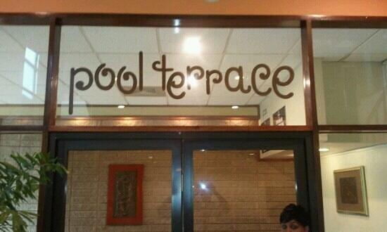 Hilton Trinidad & Conference Centre:                                     restaurant