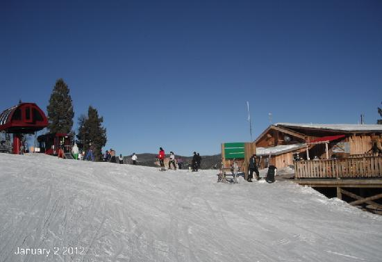 Red River Ski & Summer Area: Red River Ski Area NM