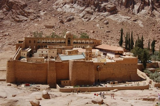 Saint Catherine Guest Houses