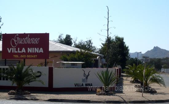 Guesthouse Villa Nina
