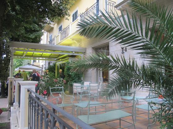 Hotel Francia e Quirinale : L'extérieur
