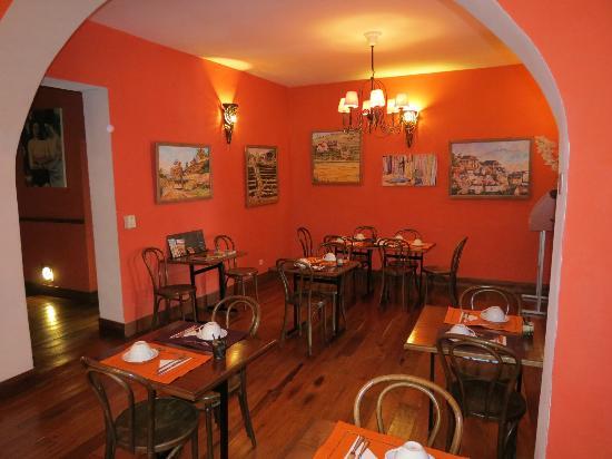 Rova Hotel : Breakfast area