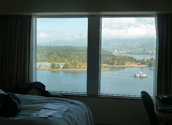 Pan Pacific Vancouver: Our View