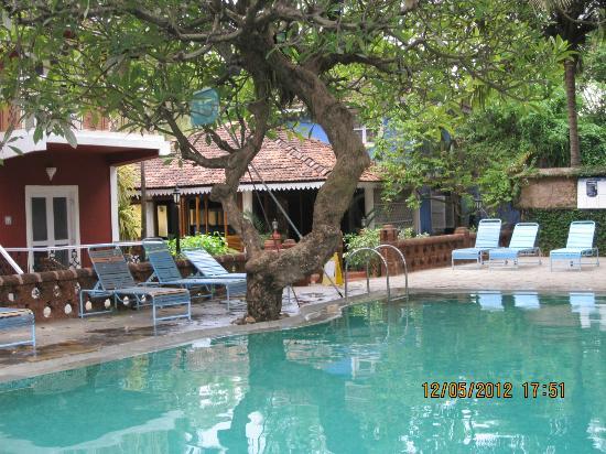 Aldeia Santa Rita: Swimming pool area
