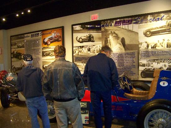 "Museum of American Speed: The ""Blue Crown"" Special"