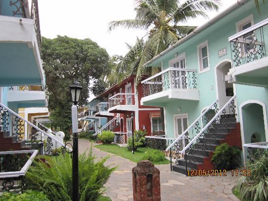 Aldeia Santa Rita: Hotel Room Buildings _Exterior view