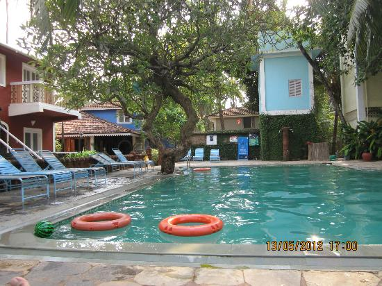 Aldeia Santa Rita: Pool site.