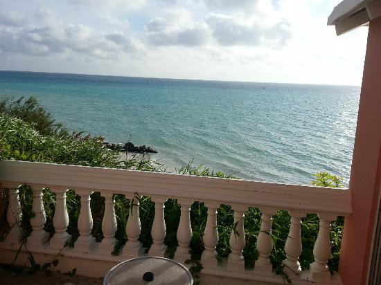 Pompano Beach Club: My view every morning