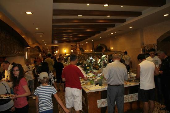 Amara Dolce Vita Luxury: restaurant
