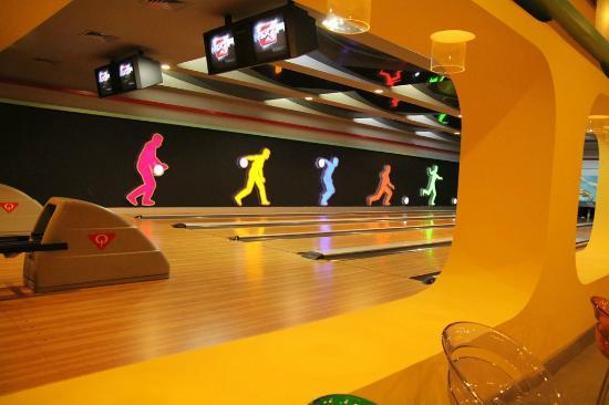 Amara Dolce Vita Luxury: bowling