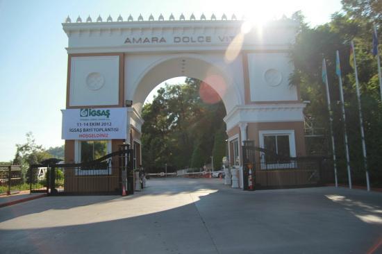 Amara Dolce Vita Luxury: otel