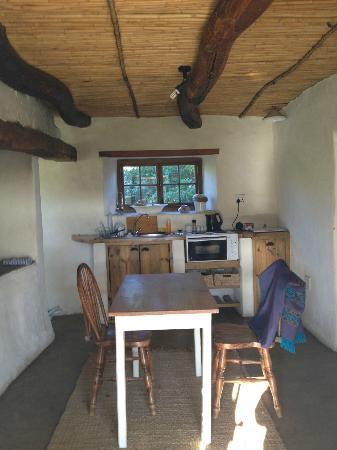 Stanford Valley Guest Farm : kitchen