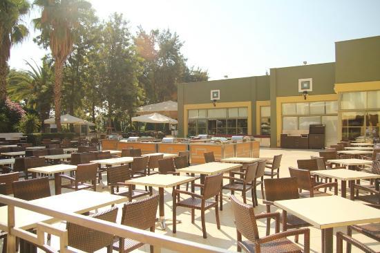 Euphoria Tekirova Hotel: restaurant