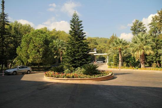 Euphoria Tekirova Hotel: entrance