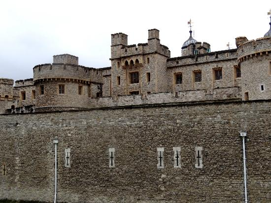 Club Quarters Hotel St. Paul's: The Tower of London is walkable from the hotel. In bad weather you might want to use the subway