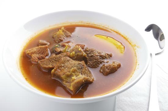 Yamani: yemnite beef soup