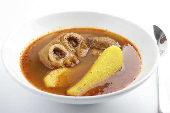 Yamani: yemnite leg soup
