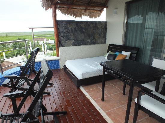 Balcony Of The Honeymoon Suite Picture Of El Dorado