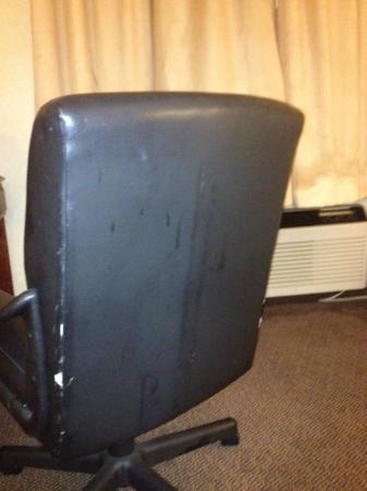 Baymont Inn & Suites Louisville South I 65: Back of chair