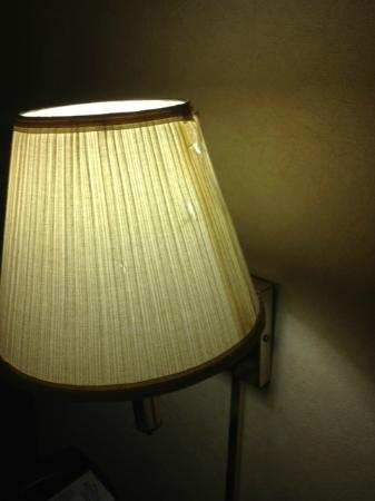 Baymont Inn & Suites Louisville South I 65: Lamp Shade