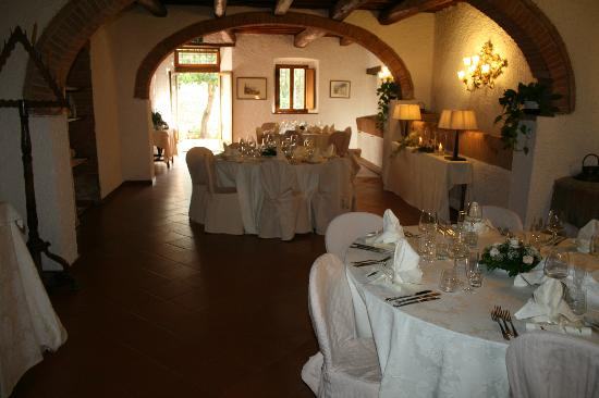 Hotel Belvedere Di San Leonino: the lovely wedding tables