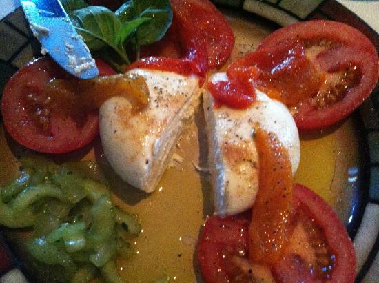 Darcy's Ristorante: Fresh made Cheese Special