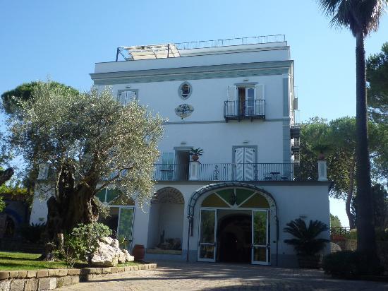 Hotel Oasi Olimpia Relais: l'hôtel