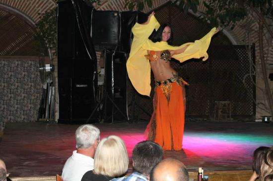 Club Kervansaray Kusadasi: Belly Dancer at the Turkish Nights