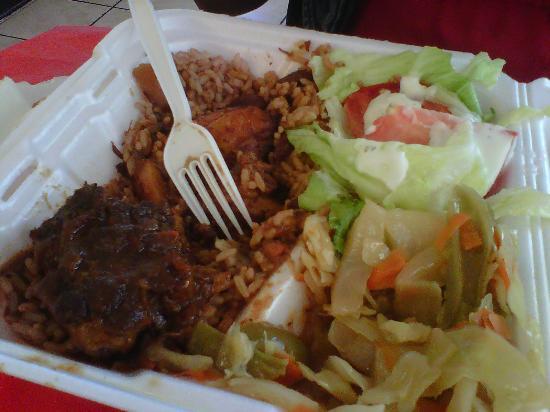 Caribbean Island Grill Myrtle Beach Sc
