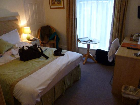 Abbeydale Hotel : Upstairs double