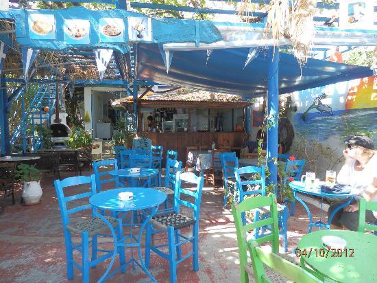 Albatros Spa & Resort Hotel: Gorgona Taverna