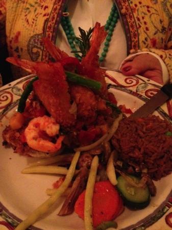Tatiana's Restaurant: Special/ Chicken Tatiana