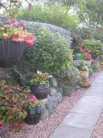 Tigh 'n Eilean Guest House: Landscaping at B & B