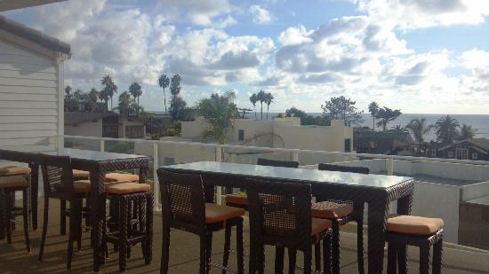Hotel Indigo San Diego Del Mar: relaxing spot 
