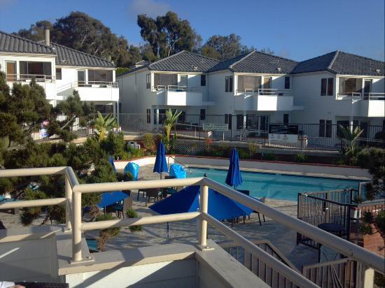Hotel Indigo San Diego Del Mar: not your standard hotel