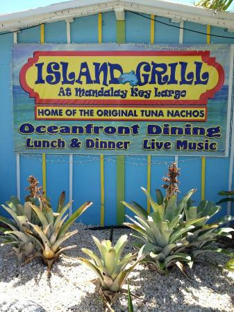 Island Grill at the Mandalay