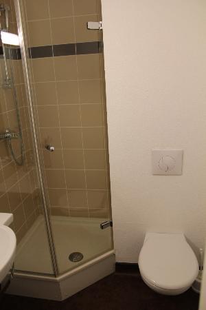 Hôtel Akena City : WC