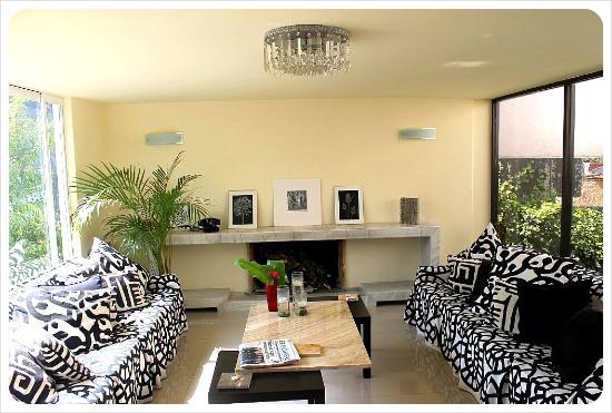 "Casa Roa"" : Casa Roa Living Space"