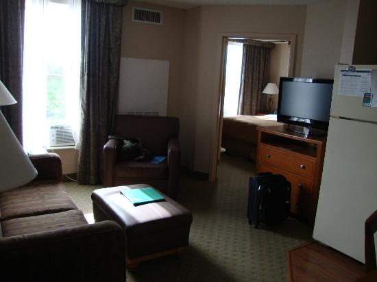 Homewood Suites Orlando-International Drive/Convention Center: SOFACAMA (SALA, COMEDOR DE LA HABITACION)