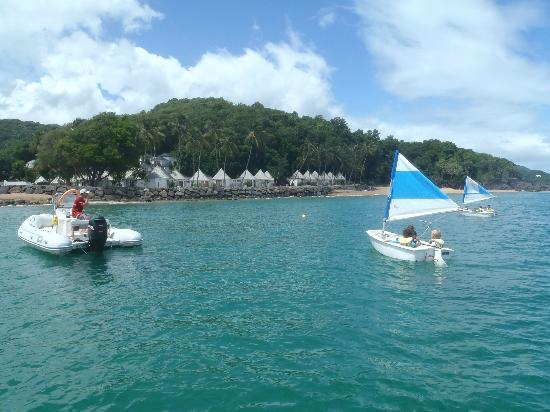 Explore The Beauty Of Caribbean: Sailing School For The Kids At Fort Royal Guadeloupe